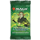 Magic Zendikars Erneuerung Draft Booster -D-