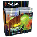 Magic Zendikars Erneuerung Sammler Booster Display -D-