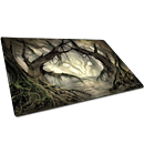 Play-Mat Lands Edition -Swamp I-