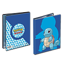 Pokémon 4-Pocket Portfolio -Schiggy 2020-