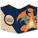 Pokémon 9-Pocket PRO-Binder -Glurak 2020-