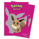 Card Sleeves Pokémon -Eevee 2019-