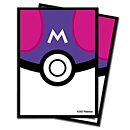 Card Sleeves Pokémon -Master Ball-