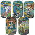 Pokémon Galar Freunde Mini-Tin Set