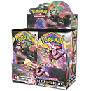 Pokémon Schwert & Schild: Clash der Rebellen Booster Display