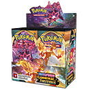 Pokémon Schwert & Schild: Flammende Finsternis Booster Display