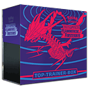 Pokémon Schwert & Schild: Flammende Finsternis Top-Trainer-Box