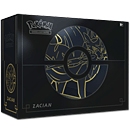 Pokémon Schwert & Schild Top-Trainer-Box Plus -Zacian-