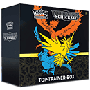 Pokémon Verborgenes Schicksal - Top-Trainer-Box