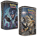 Pokémon Top-Trainer-Metall-Deckboxen