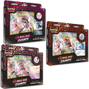 Pokémon Weg des Champs Pin-Kollektion Set 2