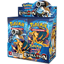 Pokémon XY - Evolution Booster Display