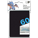 Deck Protector Sleeves Small -black- (Trading Cards)