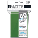 Card Sleeves Small Pro-Matte -Green-