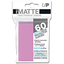 Card Sleeves Small Pro-Matte -Pink-