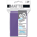 Card Sleeves Small Pro-Matte -Purple-