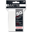 Card Sleeves Standard Pro-Matte -White- (Trading Cards)