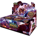 World of Warcraft Booster Display - Crown of the Heavens -D-