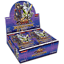 Yu-Gi-Oh! 5D's Duelist Pack Yusei 3 Booster Display