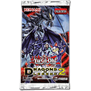 Yu-Gi-Oh! Dragons of Legend 2 Booster (Trading Cards)
