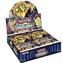 Yu-Gi-Oh! Dragons of Legend Unleashed Booster Display