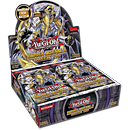 Yu-Gi-Oh! Hidden Arsenal 6 Booster Display