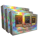 Yu-Gi-Oh! Legendary Collection -Gameboard Edition- 3er Set (Trading Cards)