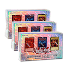 Yu-Gi-Oh! Legendary Collection 2010 3er Set (Trading Cards)