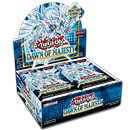Yu-Gi-Oh! Dawn of Majesty Booster Display