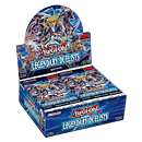 Yu-Gi-Oh! Legendary Duelists Booster Display