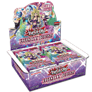 Yu-Gi-Oh! Legendary Duelists: Sisters of the Rose Booster Display