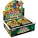 Yu-Gi-Oh! Rise of the Duelist Booster Display