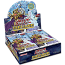 Yu-Gi-Oh! Secret Slayers Booster Display