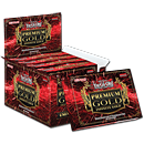 Yu-Gi-Oh! Premium Gold: Infinite Gold Booster Display