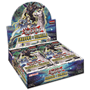 Yu-Gi-Oh! Shadows in Valhalla Booster Display