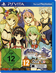 Atelier Shallie: Alchemists of the Dusk Sea (PS Vita)
