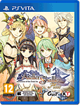 Atelier Shallie: Alchemists of the Dusk Sea -E-