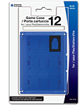 Game Card Case 12 -blau- (Hori)