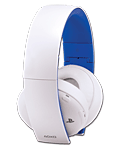 Headset Wireless Stereo 2.0 -White- (Sony)