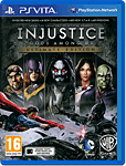 Injustice: Gods Among Us - Ultimate Edition -E- (PS Vita)