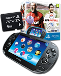 Sony PS Vita -WiFi- FIFA Bundle (Sony)