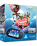 Sony PS Vita -WiFi- Little Big Planet Bundle (Sony)