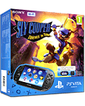 Sony PS Vita -WiFi- Sly Cooper Bundle (Sony)
