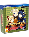 Sorcery Saga: The Curse of the Great Curry God - Limited Edition -US-