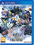 World of Final Fantasy -E-