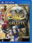 Ys: Memories of Celceta -E-