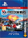 Freedom Wars (PS Vita-Digital)