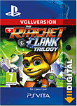 The Ratchet & Clank Trilogy (PS Vita-Digital)