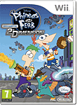 Phineas & Ferb: Quer durch die 2. Dimension