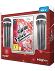 The Voice of Germany: I want you (inkl. 2 Mikrofone) (Nintendo Wii)